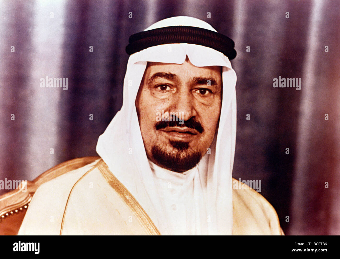 khaled stock photos khaled stock images  saudi arabia hm king khaled bin abdul aziz stock image