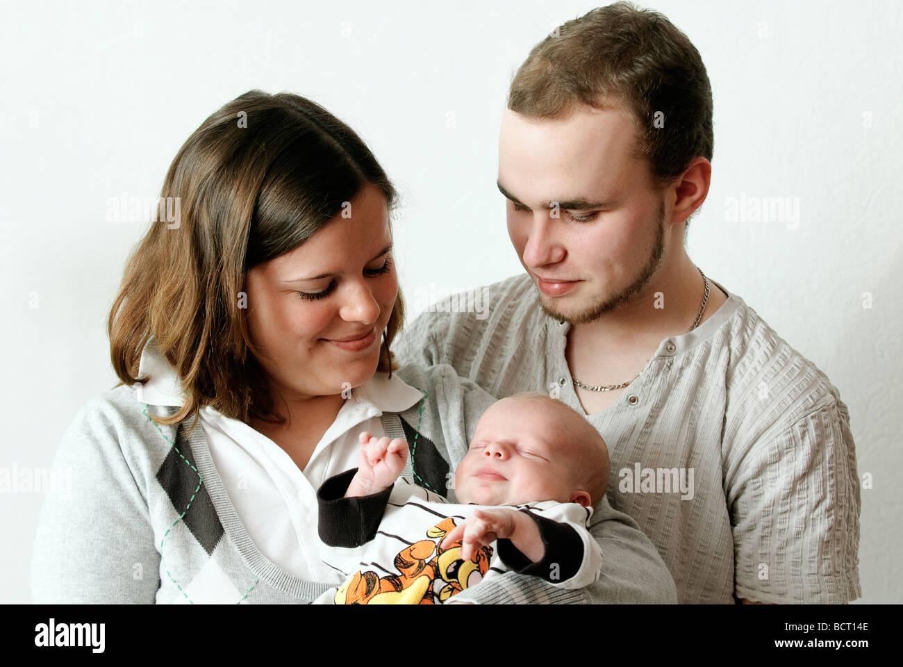 Teenage Parents With Baby | www.pixshark.com - Images ...