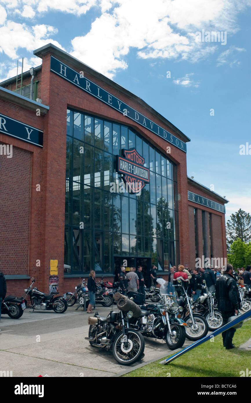 harley davidson factory frankfurt official harley. Black Bedroom Furniture Sets. Home Design Ideas