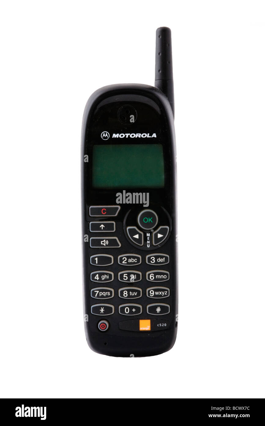motorola old mobile phones. old motorola mobile phone phones alamy