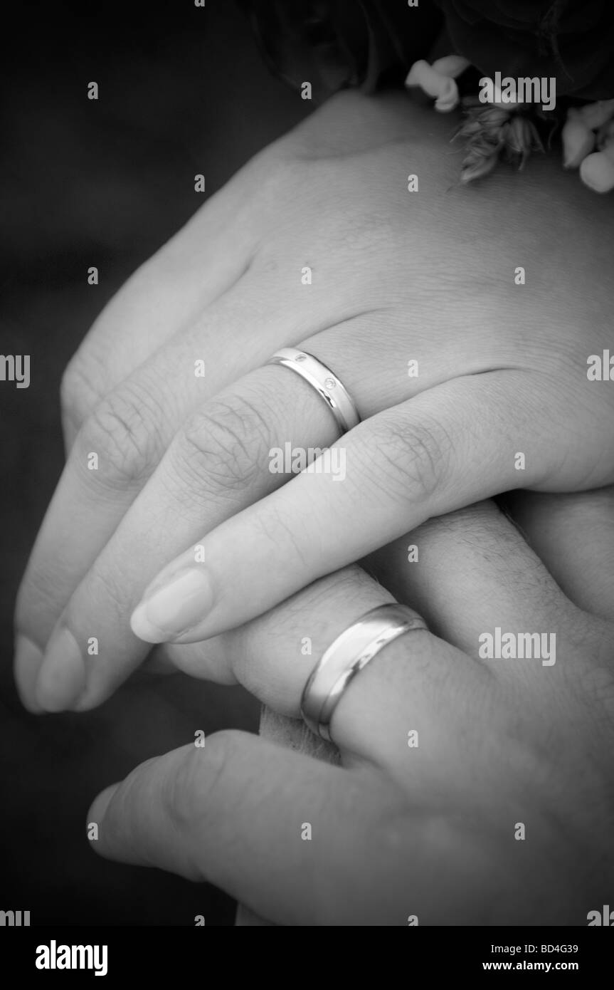 Wedding Rings Ring Vow Vows Hand Hands Day Anniversary Anniversaries Finger Fingers Love Relationship Married Getting M