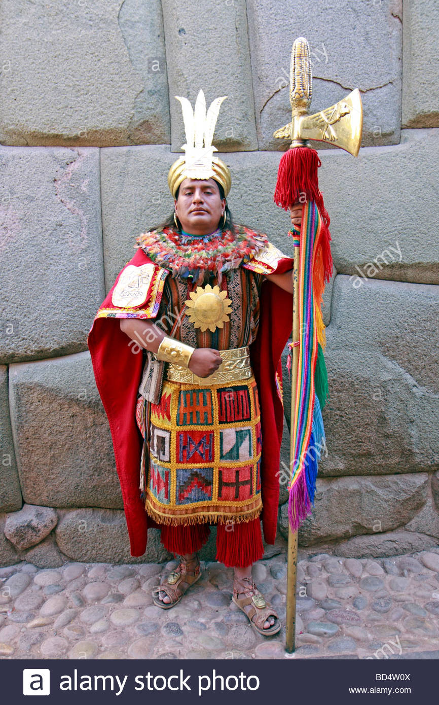 Image Gallery inca warriors