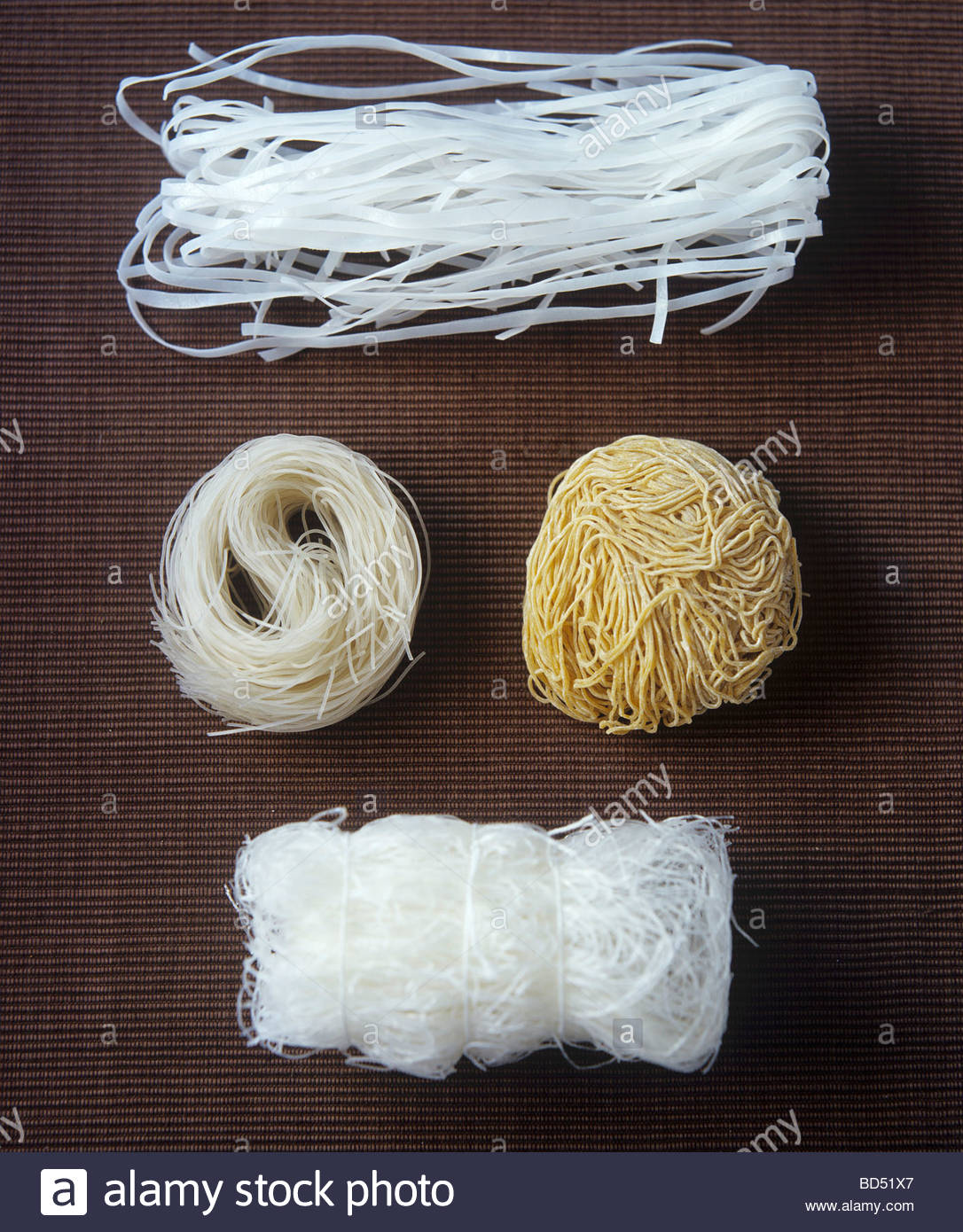 Types Of Asian Noodles 61