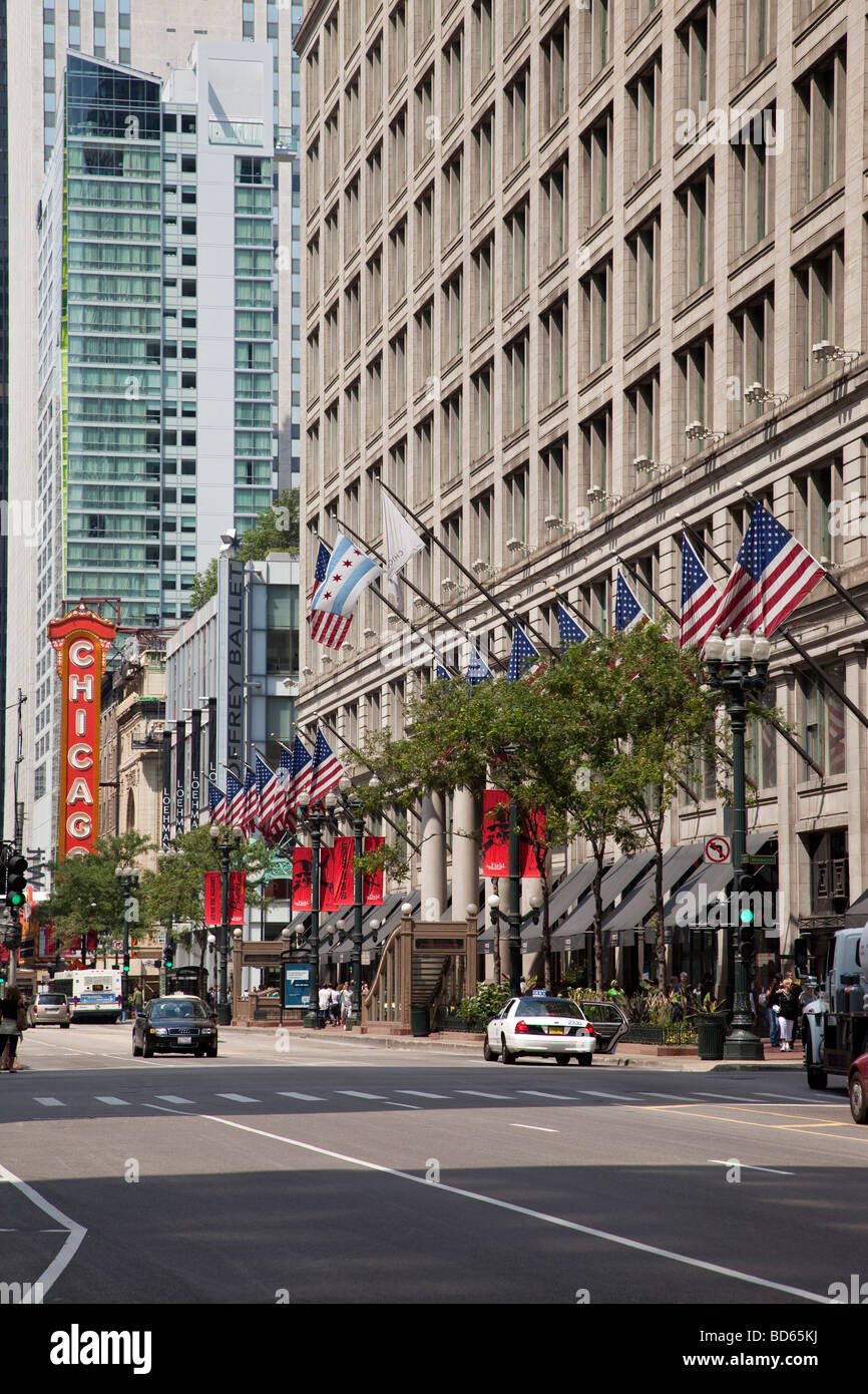 Clothing stores on state street chicago il