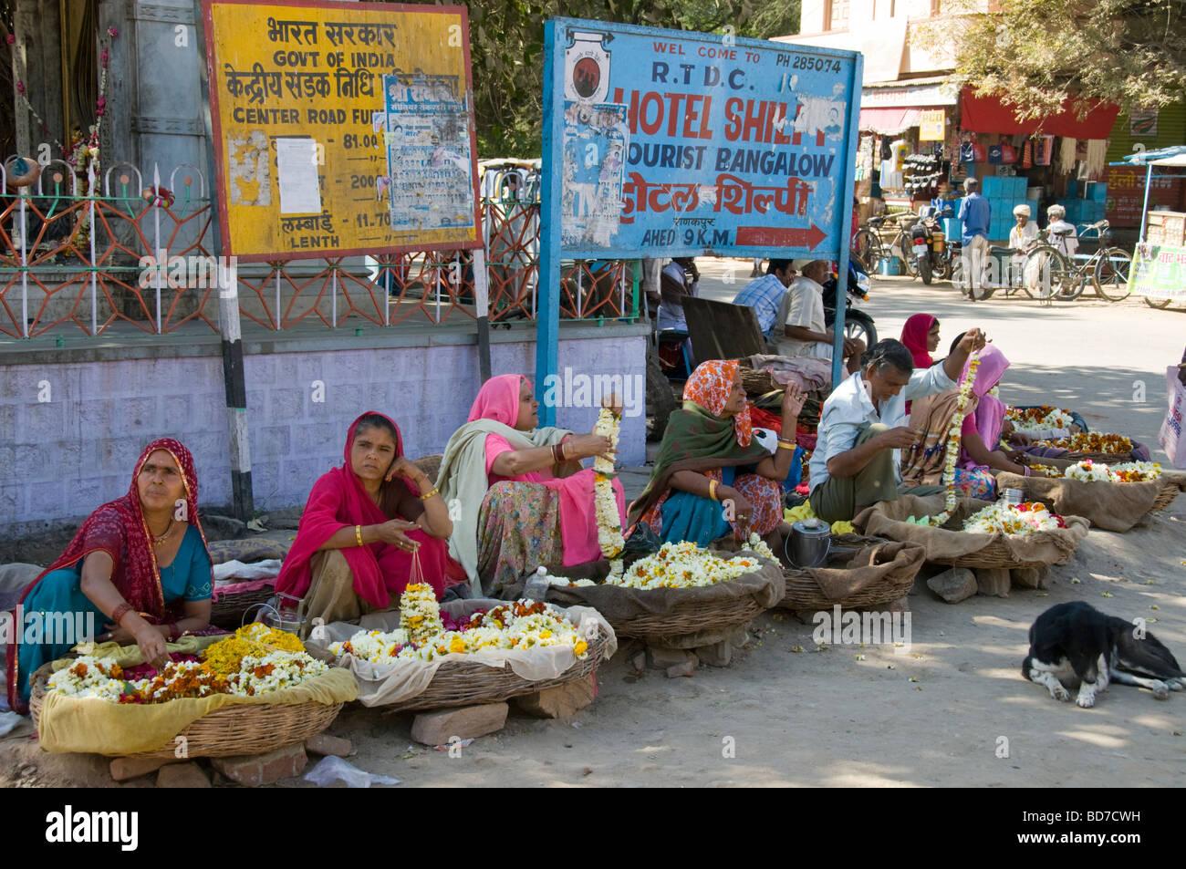 Indian Market Indian Market Day Scen...