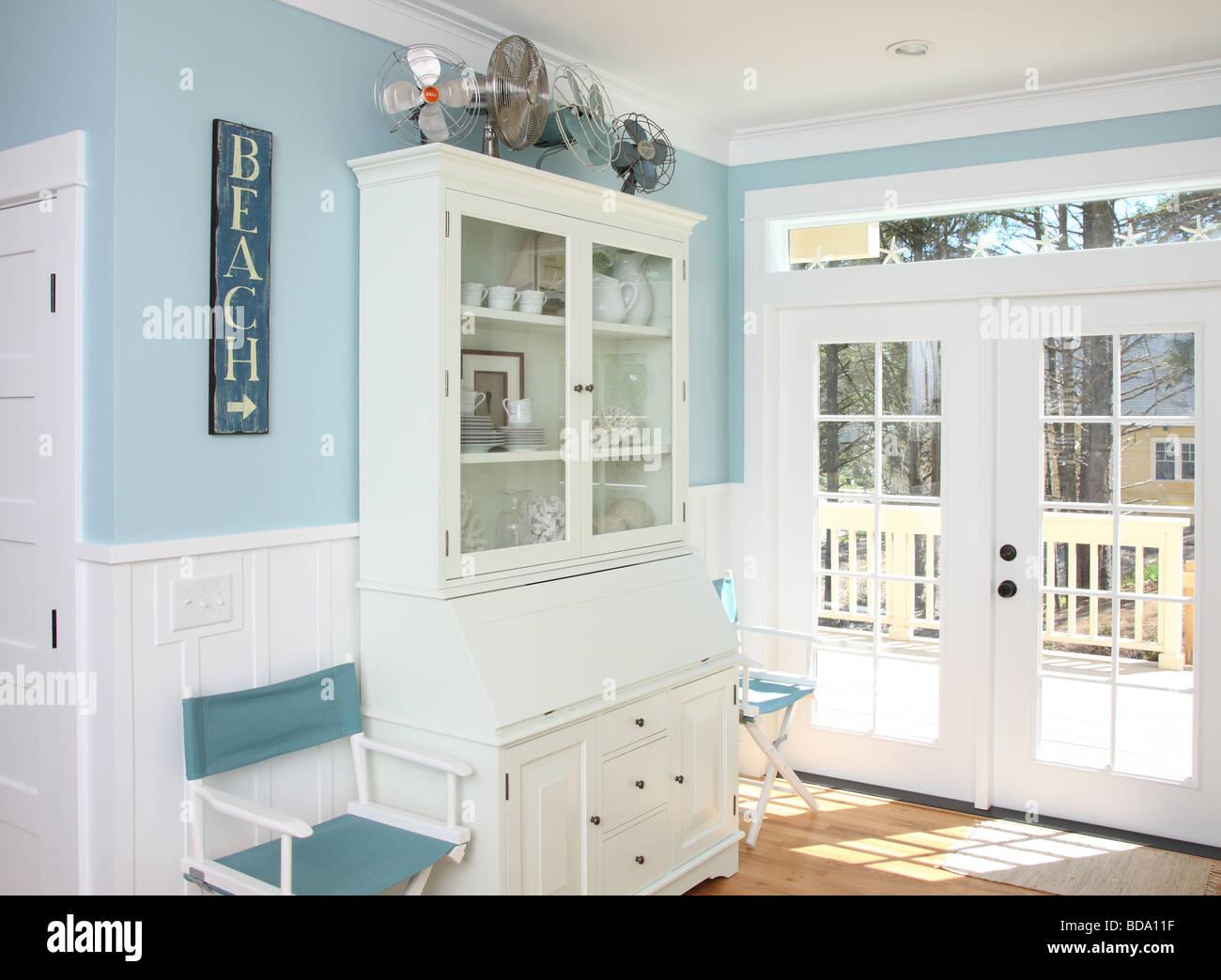 Beach house interior Stock Photo Royalty Free Image 25421243 Alamy