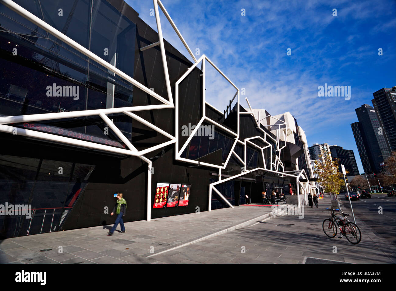 Modern Architecture Melbourne melbourne architecture / the modern facade of the melbourne