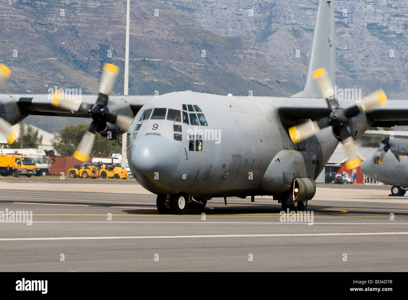 C 130 Military Transport Aircraft A South African Air Fo...