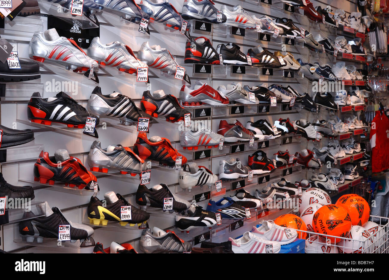 football boots shop