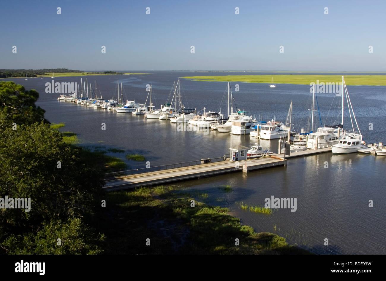 Jekyll Island Marina Restaurant