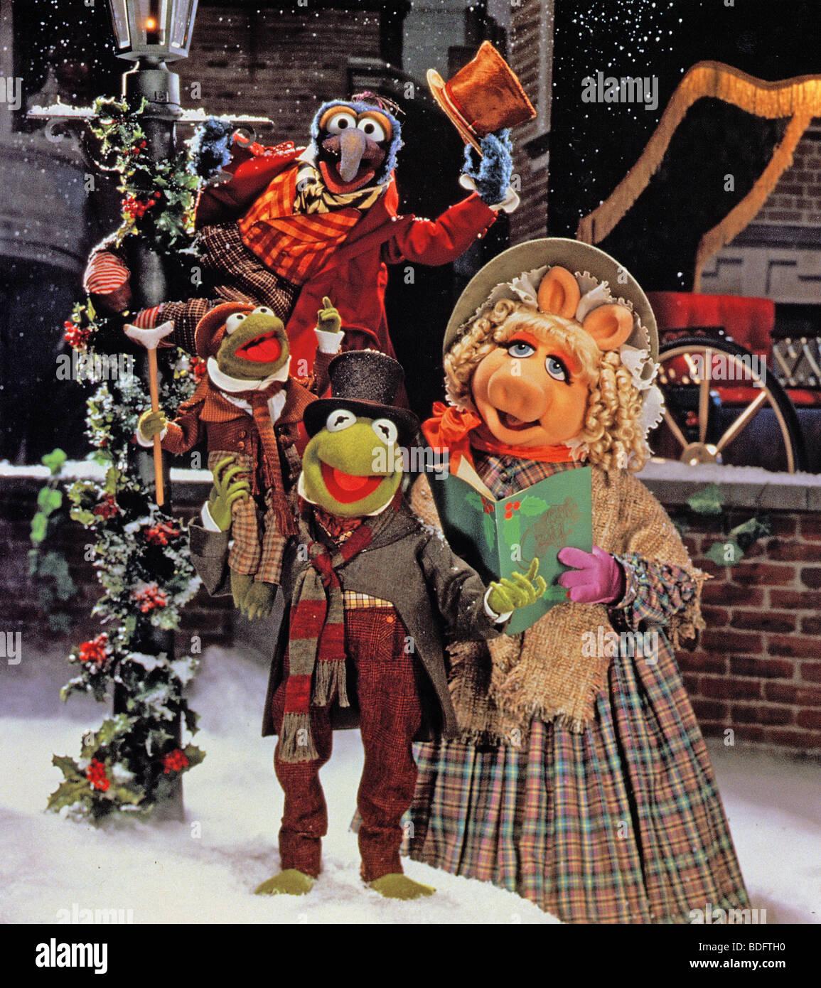A Muppet Christmas Carol Movie Night: 1992 Buena Vista Film Stock