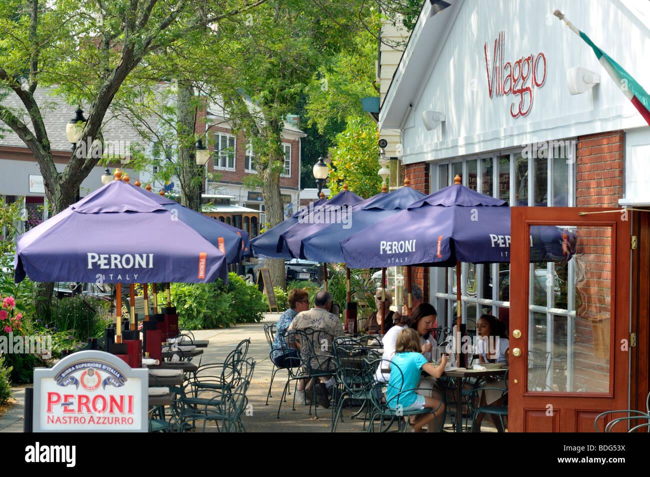Restaurants Downtown Falmouth Ma