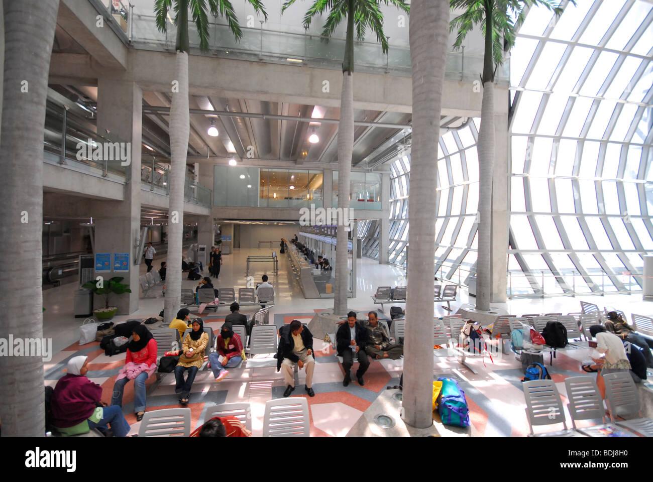 Suvarnabhumi Airport Bangkok Thailand Stock Photos Suvarnabhumi