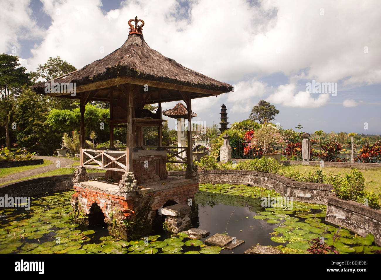 Tirta Gangga Royal Water Garden: Indonesia, Bali, Tirta Gangga, Water Palace Garden, Small