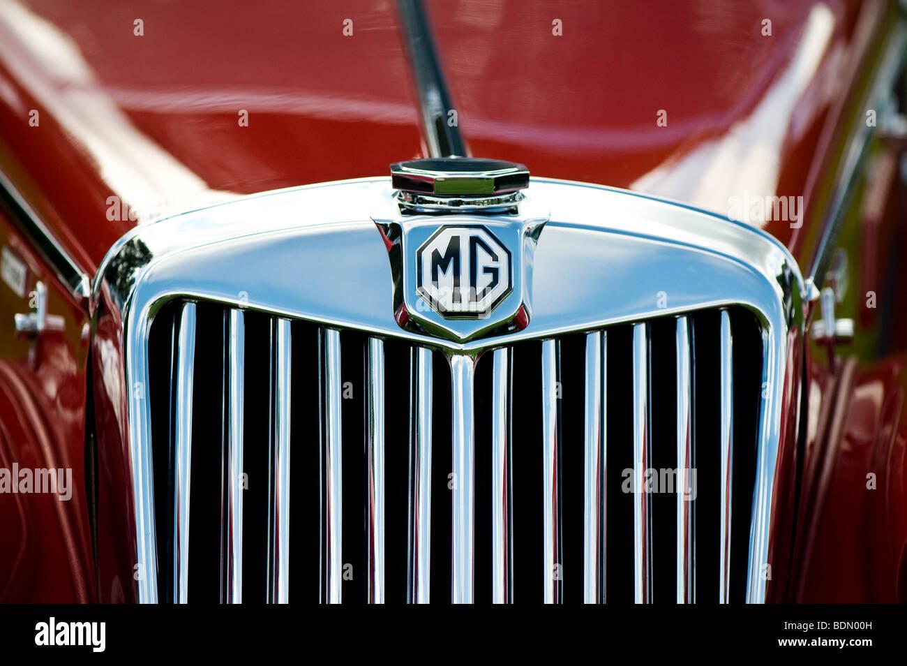 Mg tf 1500 classic british car stock photo royalty free image mg tf 1500 classic british car vanachro Images
