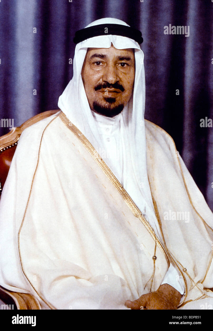 khaled stock photos khaled stock images alamy saudi arabia h m king khaled bin abdul aziz stock image