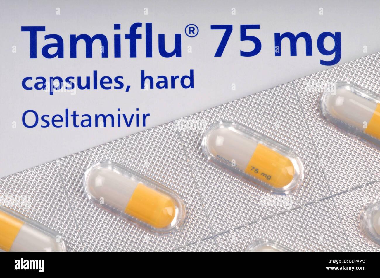 Treatment Of Flu With Tamiflu