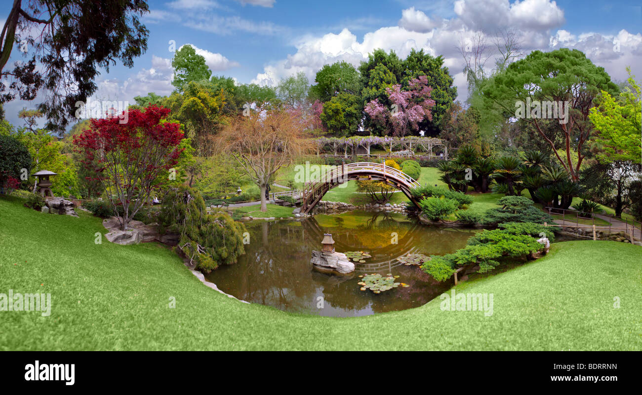 Charmant Botanical Garden At The Huntington Library In California