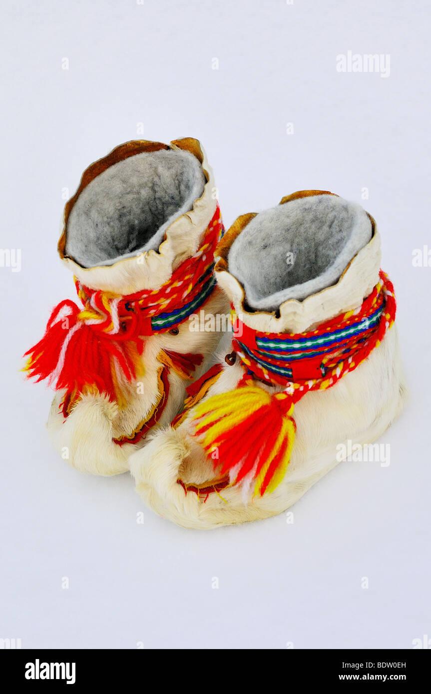 Schuhe winter lappland