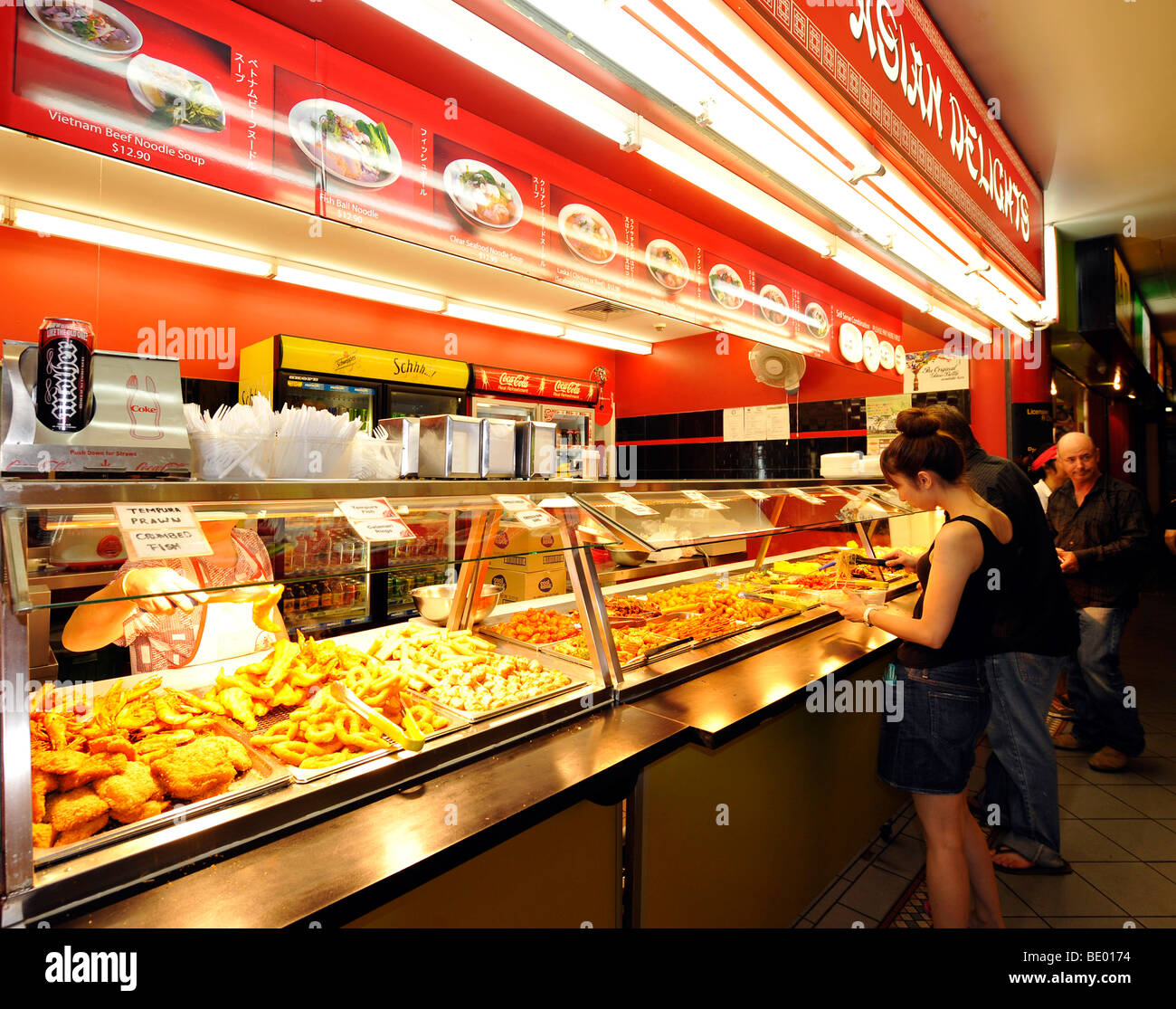 Chinese food international food market of the night for Asian cuisine in australia