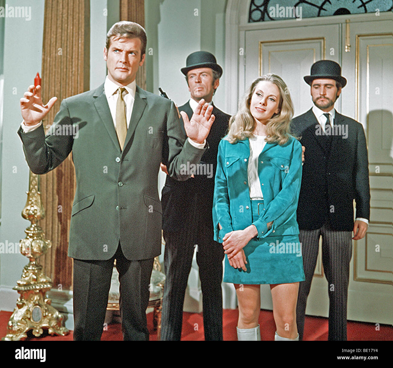 UK TV Series (1960-69) With Roger Moore As