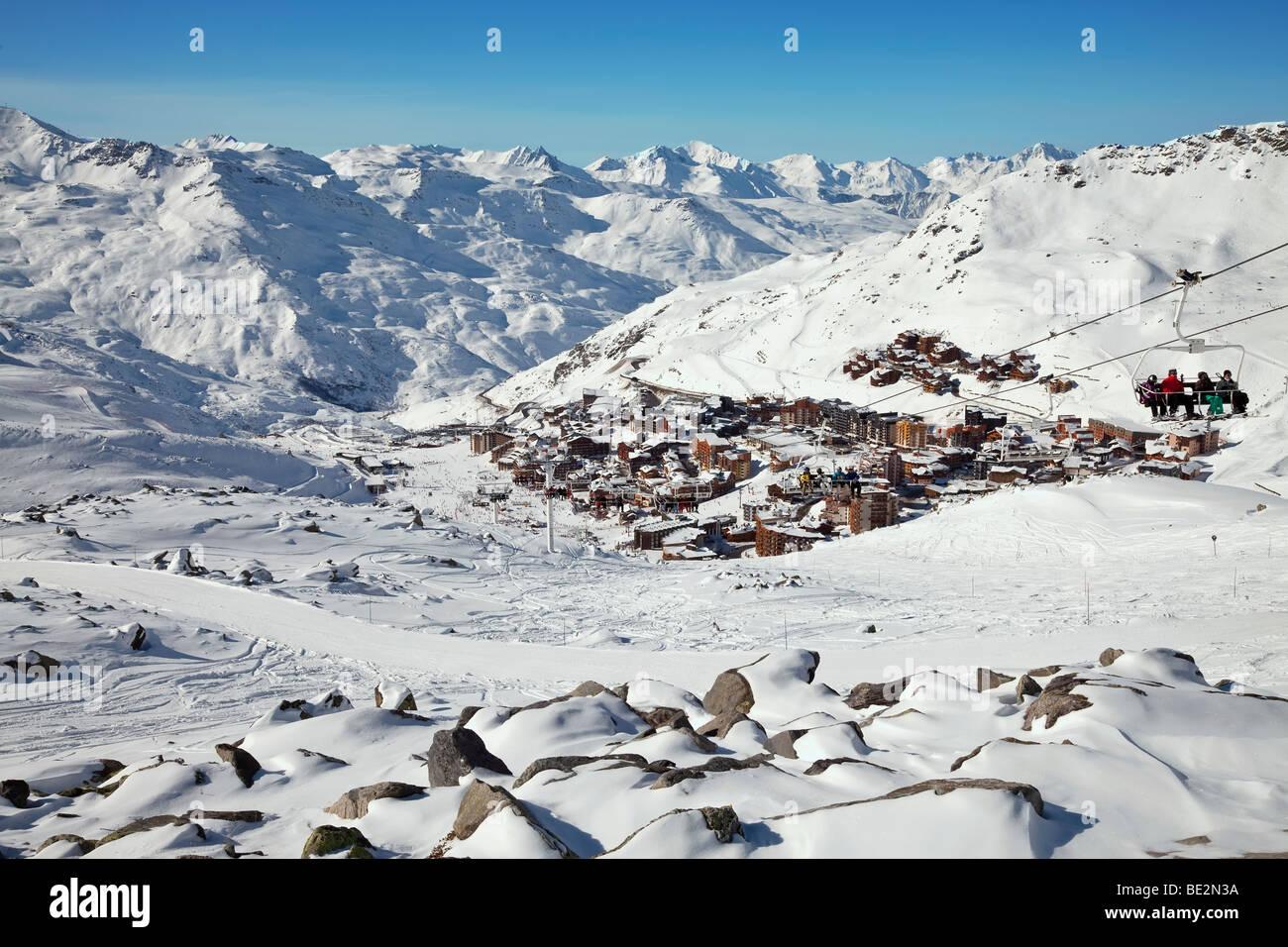 Courchevel 1850 Ski Resort In The Three Valleys Savoie French Alps