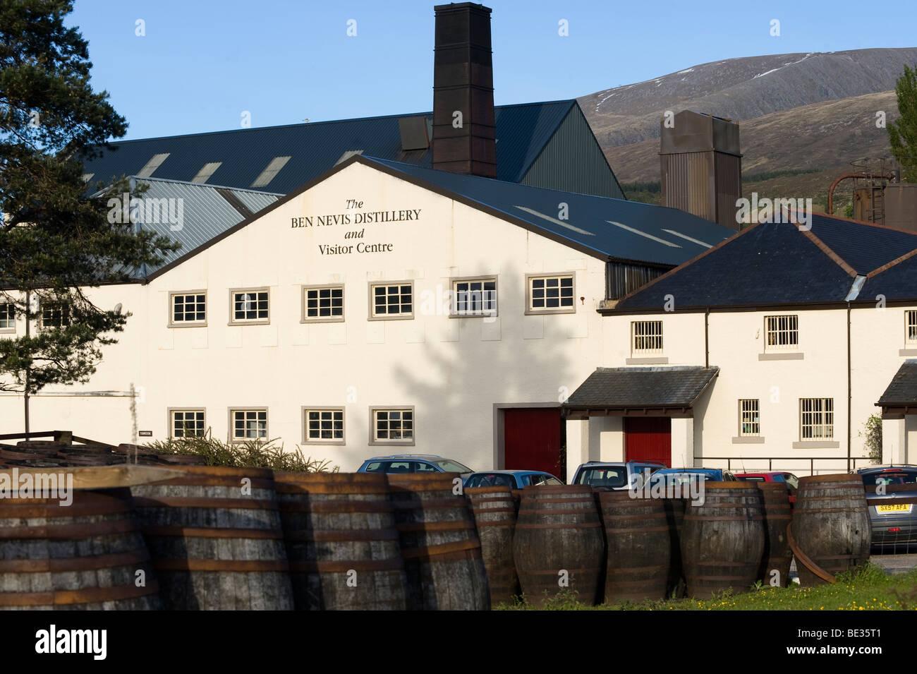 Fort William United Kingdom  city pictures gallery : Ben Nevis Whisky Distillery, Fort William, Scotland, United Kingdom ...