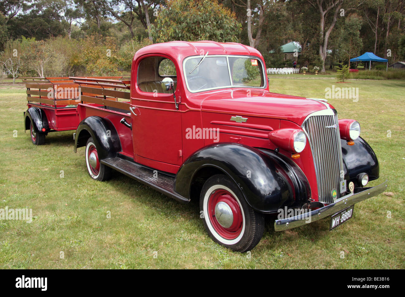 Old Chevy Truck Stock Photo, Royalty Free Image: 25890066 - Alamy