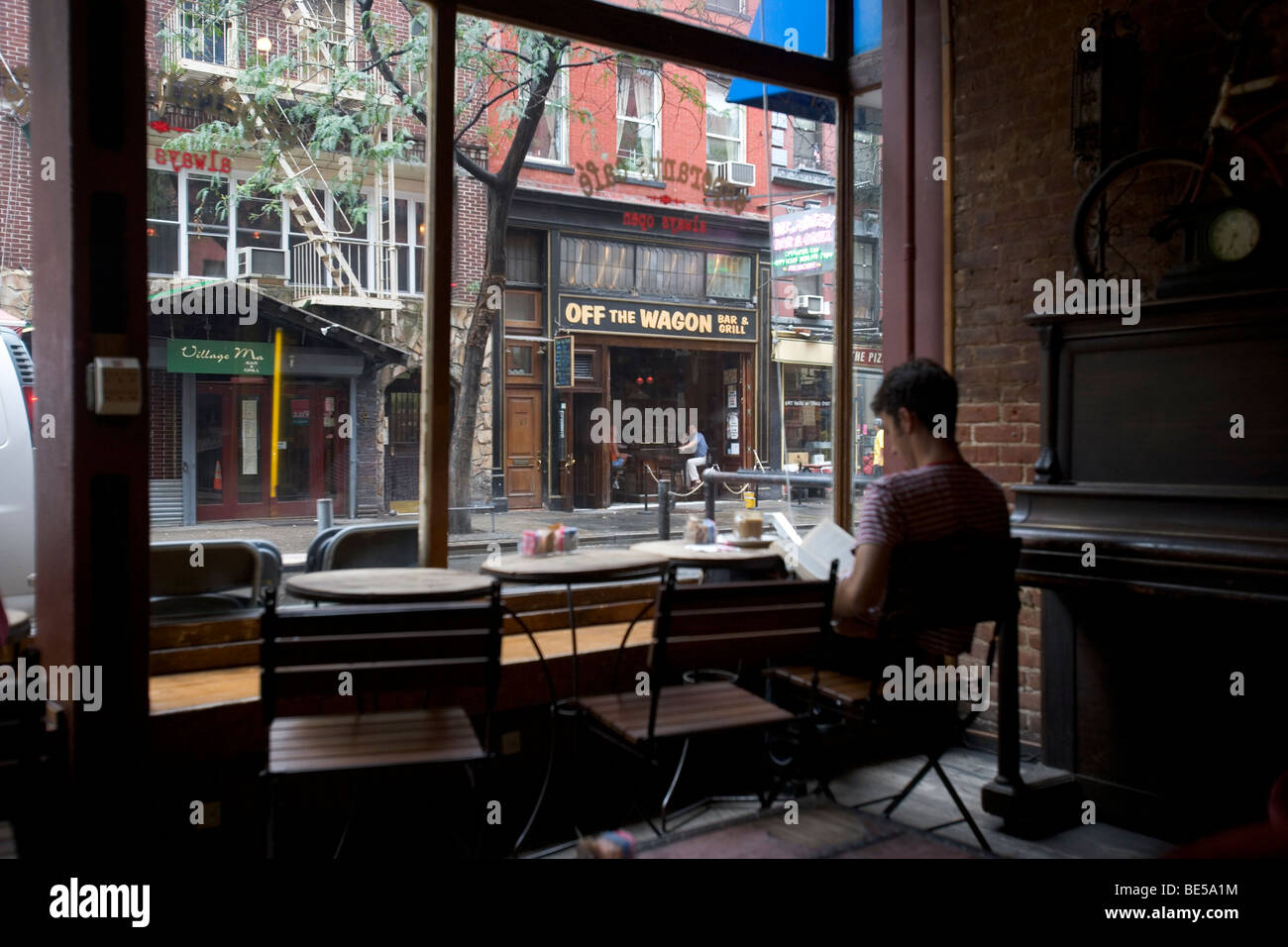New York Greenwich Village Cafe Wha