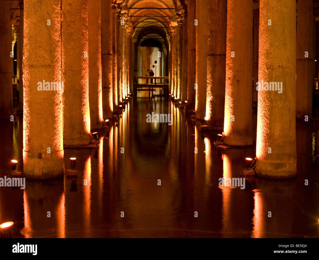 Basilica Cistern, Roma...