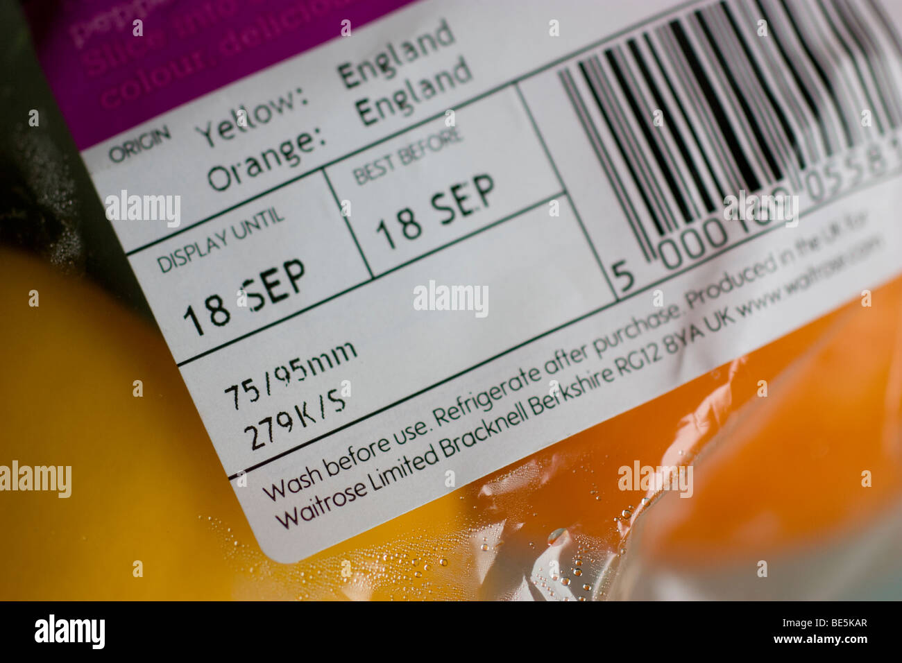 London Food Packaging Ltd