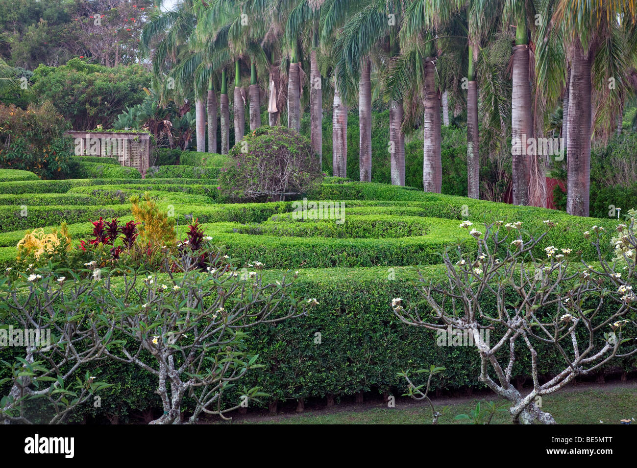 Na Aina Kai Botanical Gardens Kauai Hawaii Stock Photo Royalty Free Image 25941688 Alamy