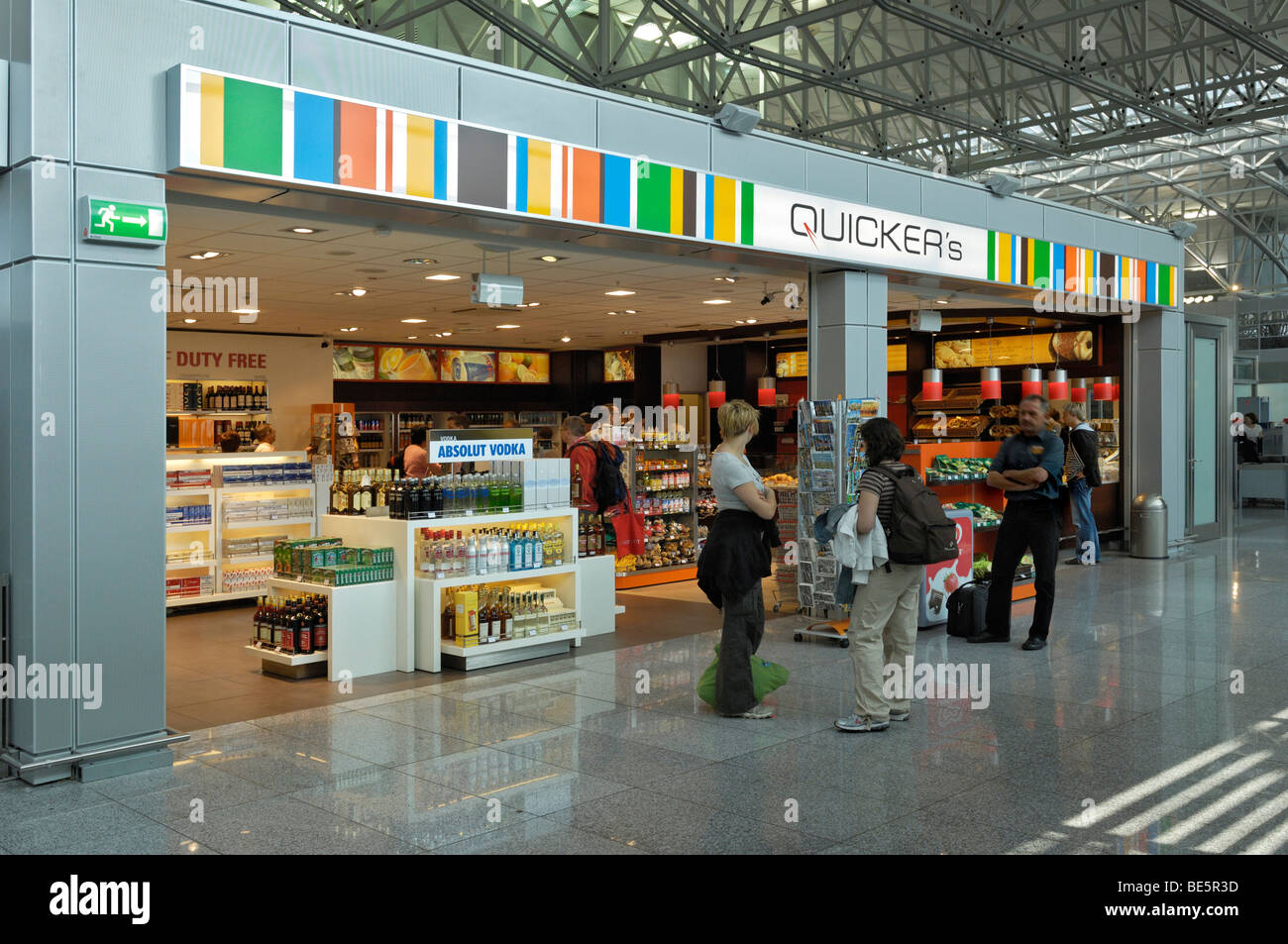 Shops Frankfurt Flughafen