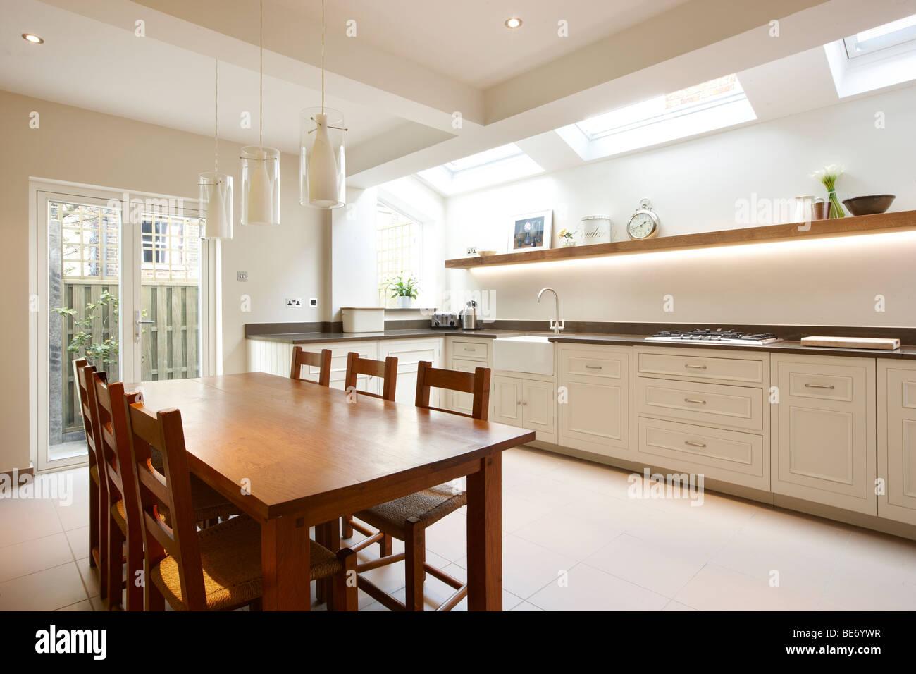 Extension Kitchen Kitchen Extension Stock Photos Kitchen Extension Stock Images