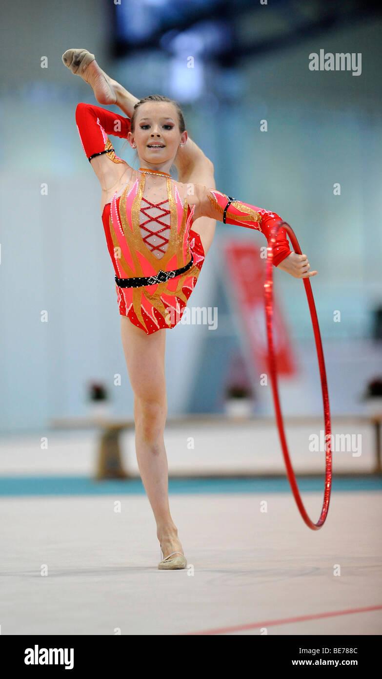 Lea Godejohann, Germany, German RSG Rhythmic Gymnastics ...