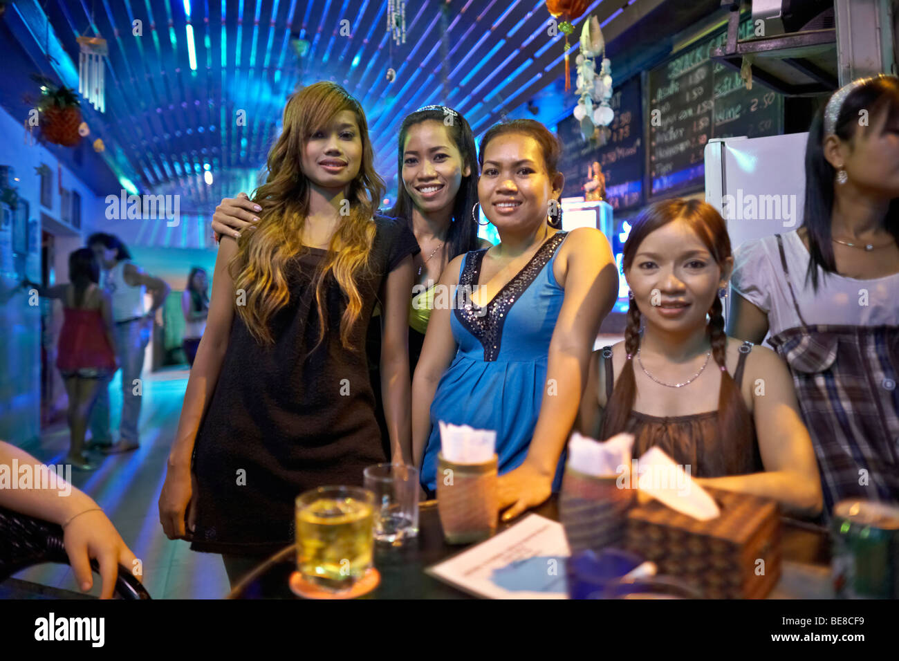 Would khmer karaoke girls man, what
