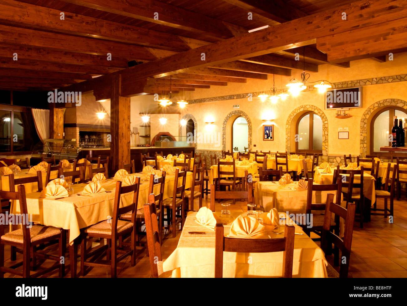 Italian Restaurant Cosenza