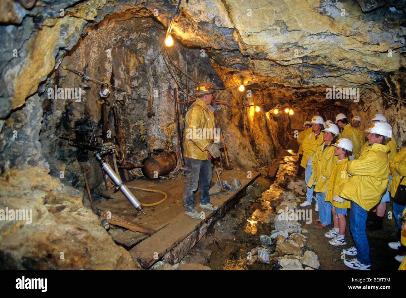 Gold Mine Tours Silverton Colorado