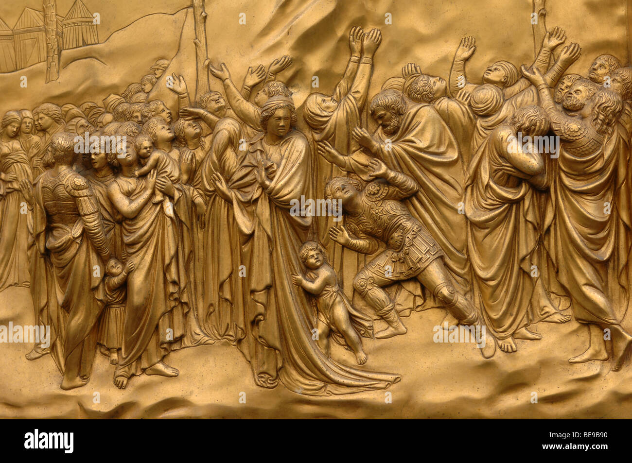 ... Bronze Doors with Relief Sculptures by Lorenzo Ghiberti Florence Baptistry Piazza del Duomo & Bronze Doors with Relief Sculptures by Lorenzo Ghiberti Florence ... Pezcame.Com