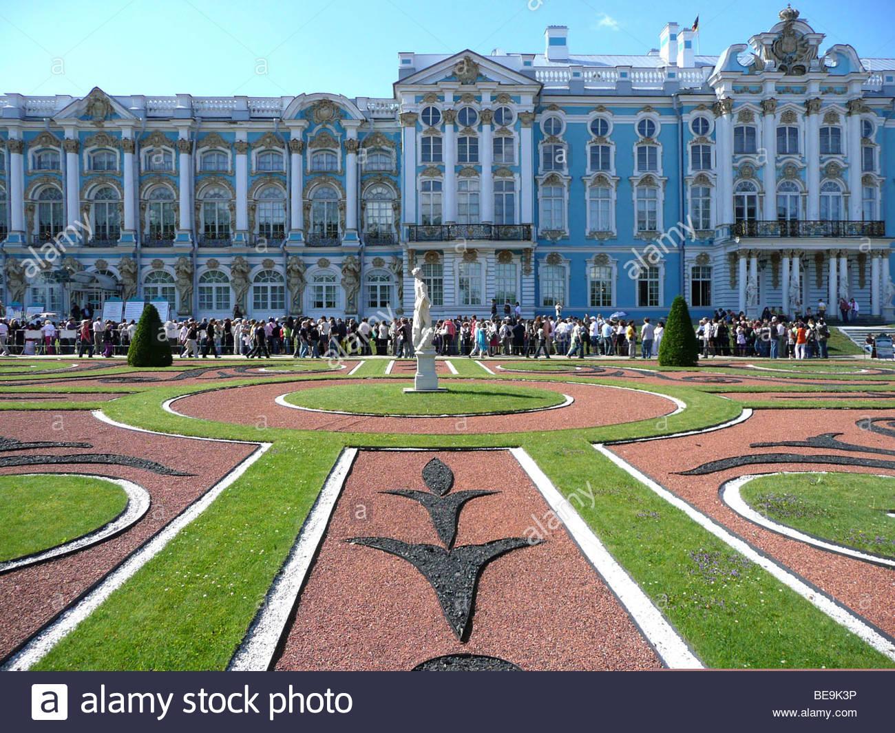 "Russia, St-Petersburg: Pushkin (formerly ""Tsarskoe Selo ..."