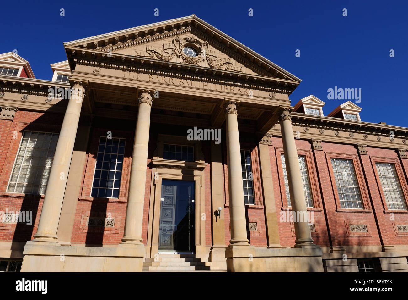 The Barr Smith Library Building In The University Campus In Adelaide Stock Photo Royalty Free