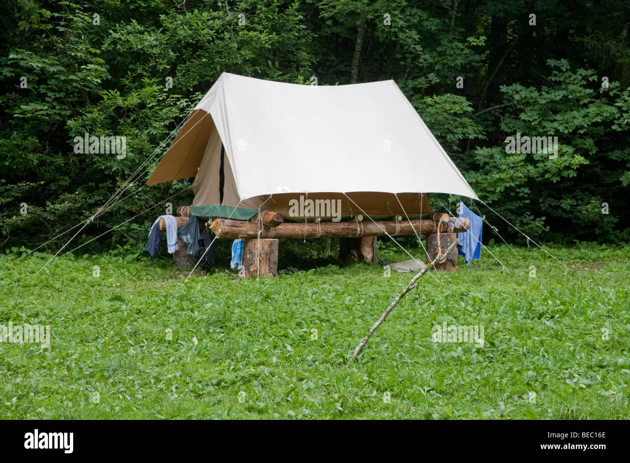 100 Wooden Tent Best 25 Canvas Tent Ideas Only On