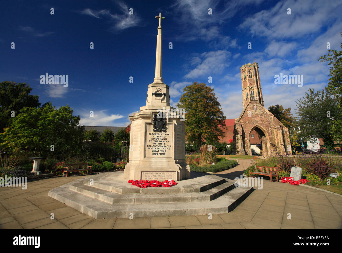 Picturesque Remembrance Gardens Stock Photos  Remembrance Gardens Stock  With Entrancing The War Memorial And Greyfriars Tower In Tower Gardens Kings Lynn  Norfolk  Stock With Agreeable Garden Gates Leeds Also Blackpool Winter Gardens In Addition Torture Garden Dress Code And Hoyts Garden City Session Times As Well As London Rooftop Garden Additionally Raised Garden Bed With Bottom From Alamycom With   Entrancing Remembrance Gardens Stock Photos  Remembrance Gardens Stock  With Agreeable The War Memorial And Greyfriars Tower In Tower Gardens Kings Lynn  Norfolk  Stock And Picturesque Garden Gates Leeds Also Blackpool Winter Gardens In Addition Torture Garden Dress Code From Alamycom