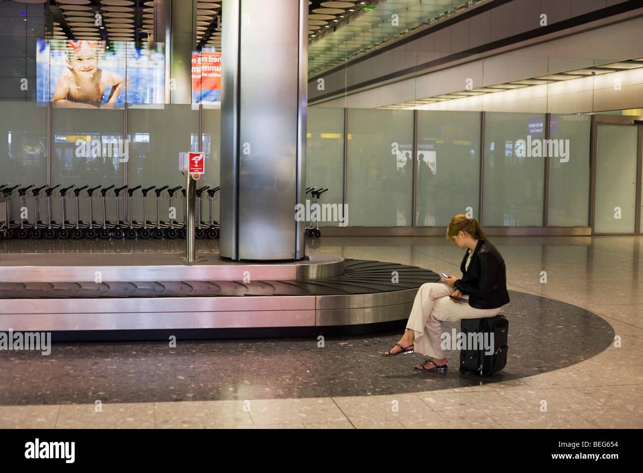 Female Traveller Europe Alone Missing