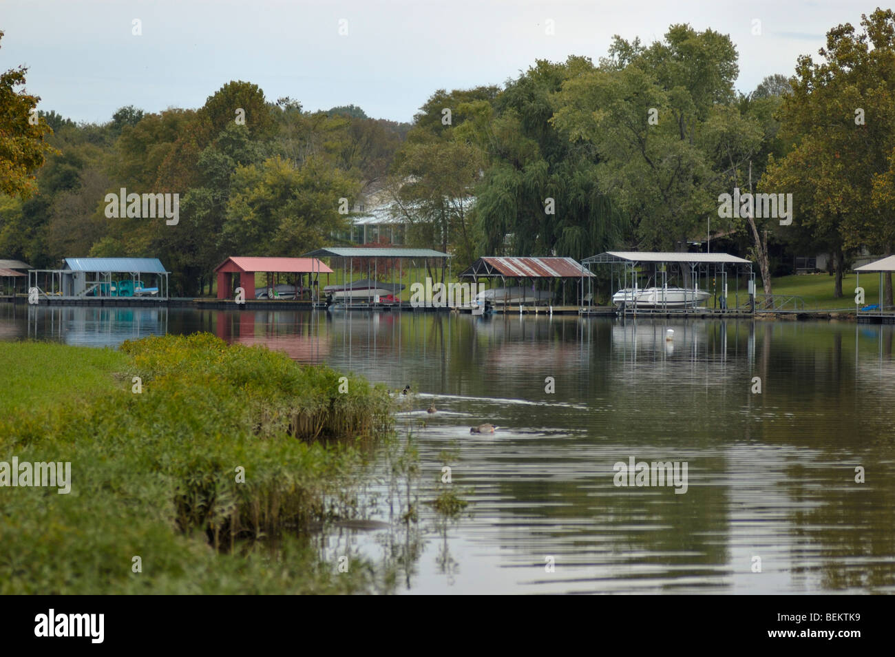 Homeowner boats and docks on old hickory lake near for Old hickory lake fishing