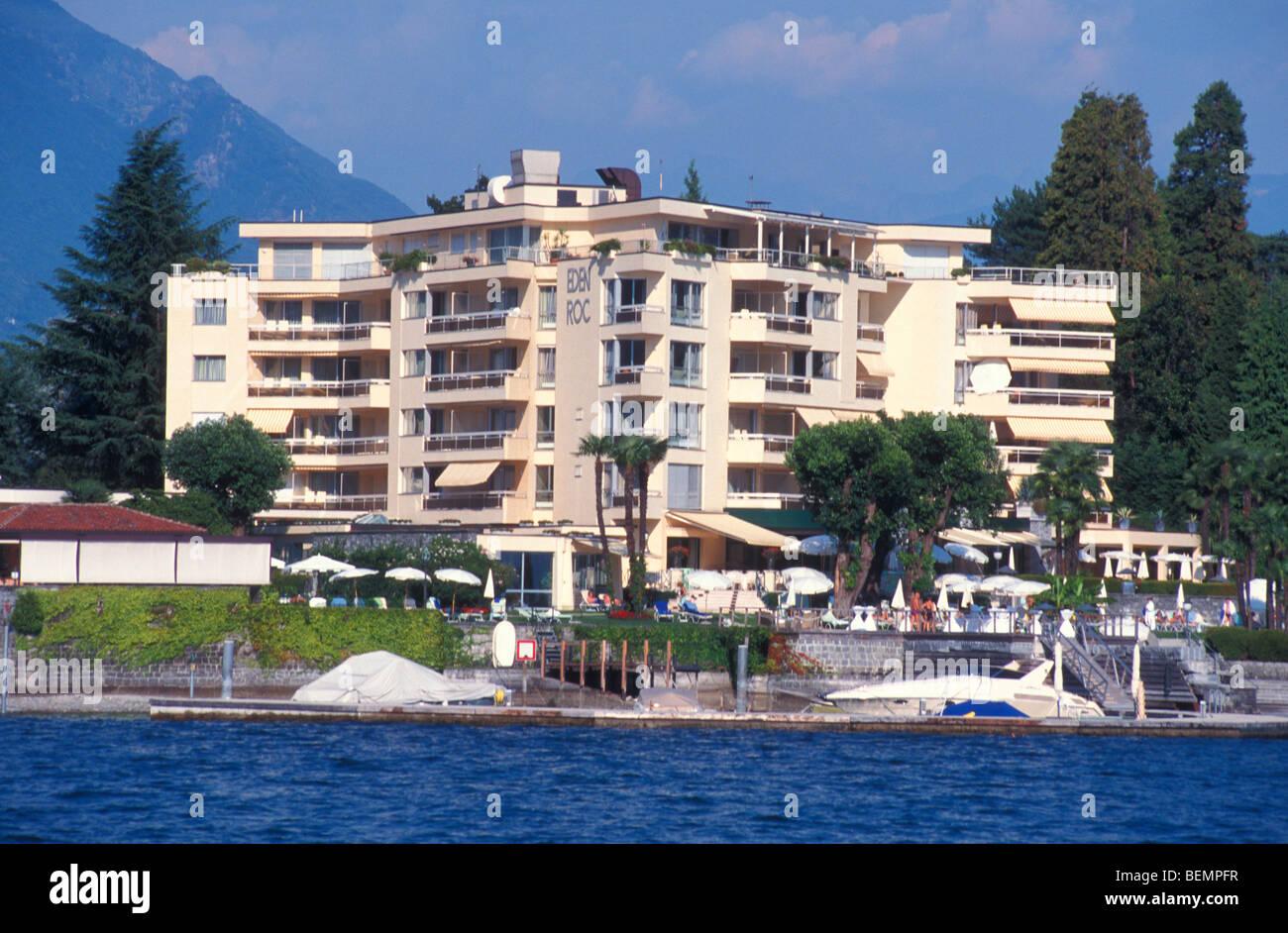 Luxury Hotel Eden Roc Ascona Lake Lago Maggiore Ticino