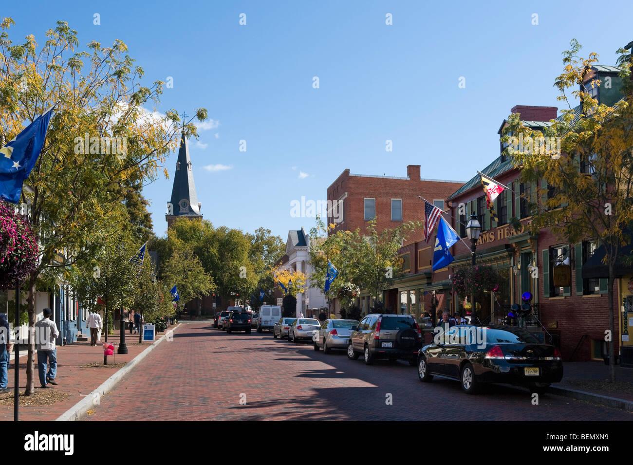 Annapolis Free Tour