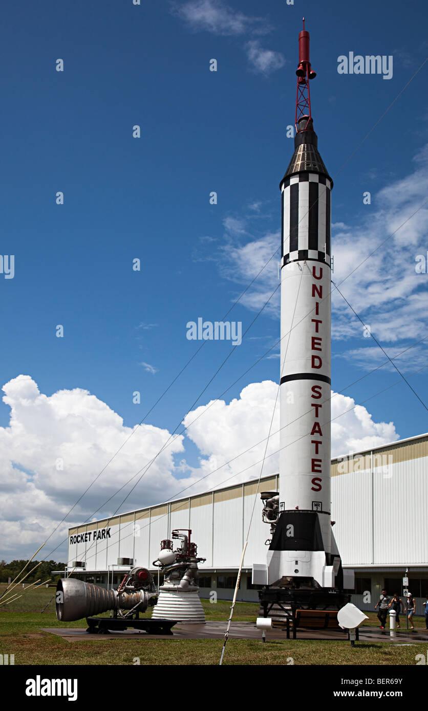 Mercury-Redstone spacecraft NASA Space Center Houston ...