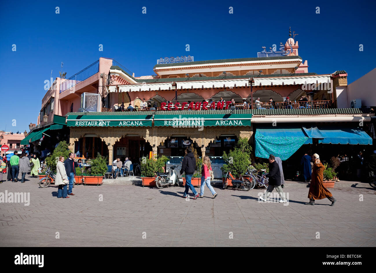 Place jemaa el fna marrakech check out place jemaa el fna for Argana moroccan cuisine