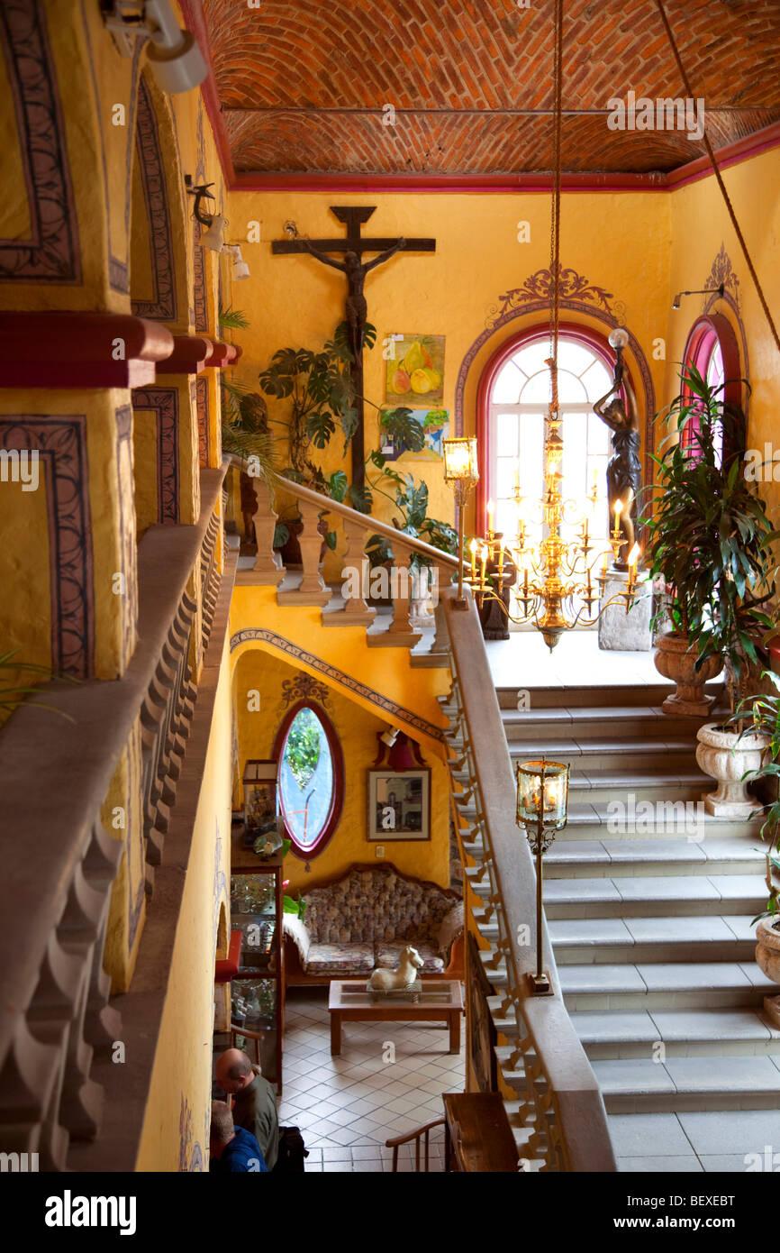 Hotel La Nueva Posada Ajijic Jalisco
